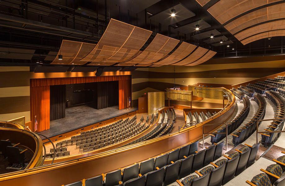 Acoustical Design Collaborative Ltd Project Experience